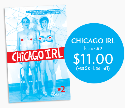 Chicago IRL $20.00
