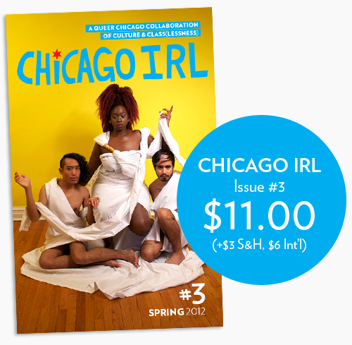 Chicago IRL #3 - $11